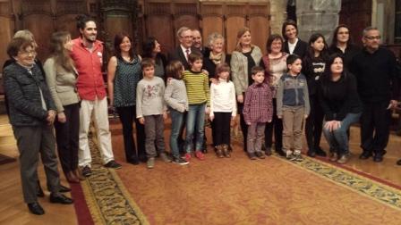 Clausura Año de la Familia Barcelona