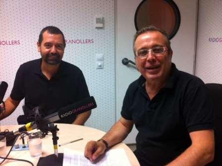 Pep Garcia-Radio Granollers
