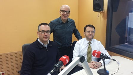 Emilio Pérez Pombo i Xavier Valls 271115
