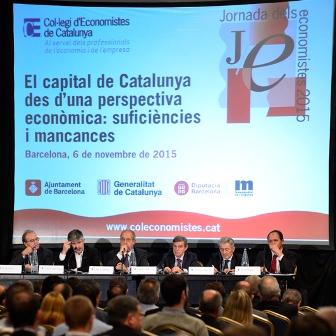 Jornada Economistes 2015