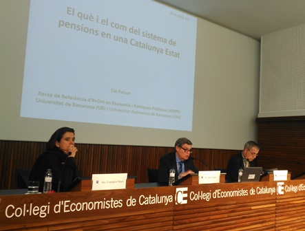 CEC-Conferència Concepció Patxot Sistema Pensions Cat.Estat 29Març16
